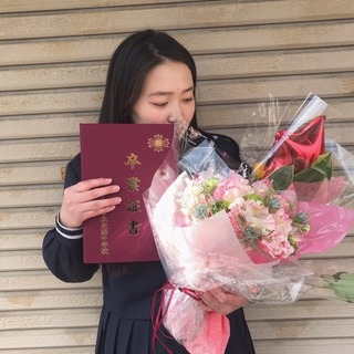 理紗の中学卒業式9.JPG
